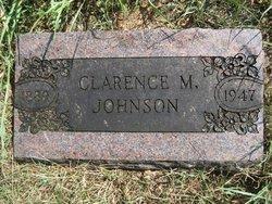 Clarence Milo Johnson