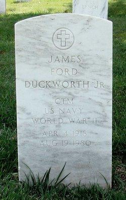 James F Duckworth, Jr