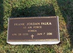 Frank Jordan Palka