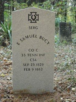Edward Samuel Bucy