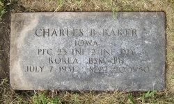 PFC Charles Benz Baker