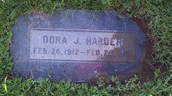 Dora Lodema <i>Jackson</i> Harder