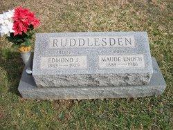 Mary Maude Maude <i>Enoch</i> Ruddlesden