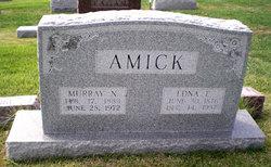 Edna Ethel <i>Hollman</i> Amick