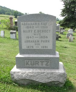 Mary E <i>Bergey</i> Kurtz