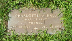 Maj Charlotte Josephine Hall