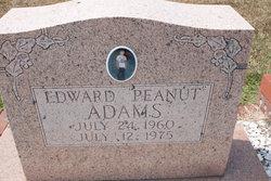 Edward Peanut Adams
