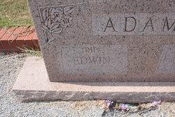 Jessie Edwin Adams