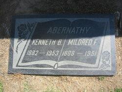 Mildred Florence <i>Frady</i> Abernathy
