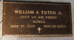 William Albert Billy Tuten, Jr
