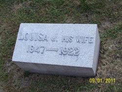 Louisa J. Purvis