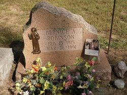 Bernice A. Robinson