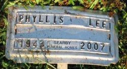 Phyllis <i>Scronce</i> Lee