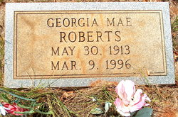 Georgia Mae Roberts