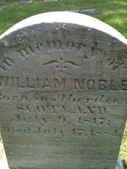 William Noble