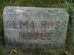 Alma Ross Noble