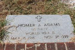 Homer Alfred Adams