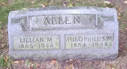 Theophilus M. Allen