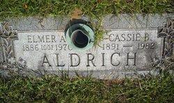Cassie B Aldrich