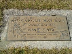 Carolie May <i>Hull</i> Bass