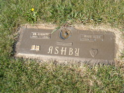 Mary <i>Ashe</i> Ashby