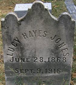 Lucy G. <i>Hays</i> Jones