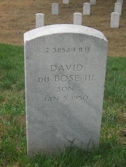 David Du Bose Gaillard, II