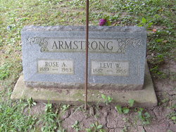 Levi W Armstrong
