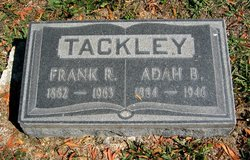 Adah Beulah <i>Stokes</i> Tackley