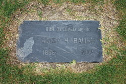 Daisy Hazel <i>Lindstrom</i> Baugh