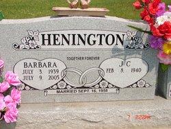 Barbara Henington
