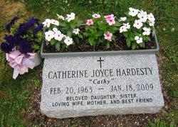 Catherine Joyce Cathy <i>Garner</i> Hardesty