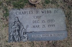 Charles F. Chip Webb, IV