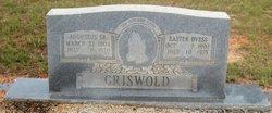 Easter <i>Dyess</i> Griswold