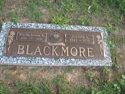 Juanita E <i>Tannehill</i> Blackmore