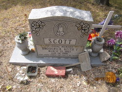 Broderick Keith Scott, I