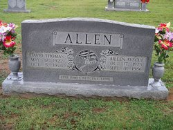 Aileen <i>Ayscue</i> Allen