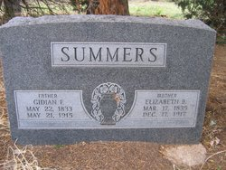 Gidian F. Summers