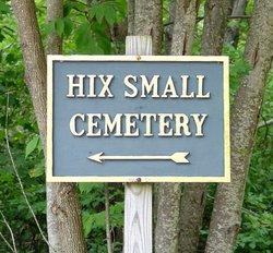 Hix-Small Cemetery