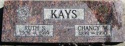 Ruth <i>Softley</i> Kays