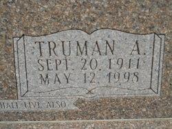 Truman A. Conway
