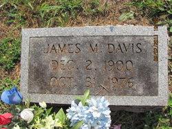 James M Davis