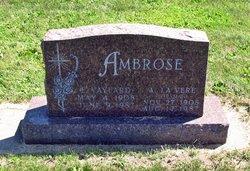 A. La Vere <i>Forsman</i> Ambrose