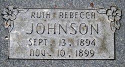 Ruth Rebecca Johnson