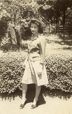 Marguerite Naomi Peggy Patterson