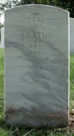 Rastus Lee