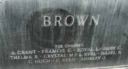 David Alma Brown