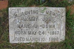 Mary J Dunn