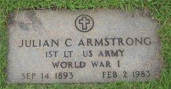 Lieut Julian C. Armstrong