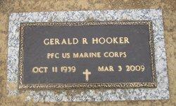 Gerald Randolph Jerry Hooker